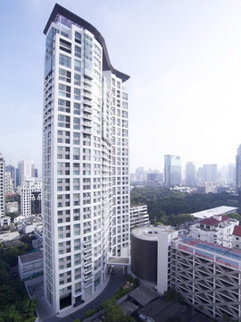 Urbana Langsuan Bangkok (Formerly Fraser Place)