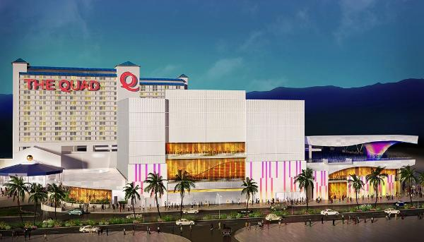 The Quad Resort and Casino (Formerly Imperial Palace)